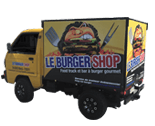 Service de traiteur Le Burger Shop