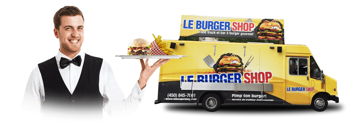 Service de traiteur et Food Truck Burger Shop